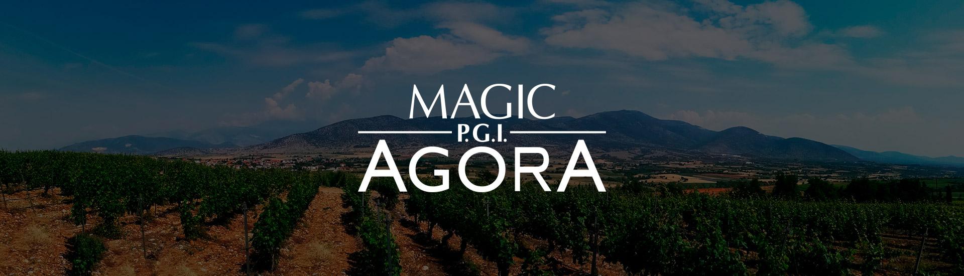 πγε Αγοράς - magic pgi agora